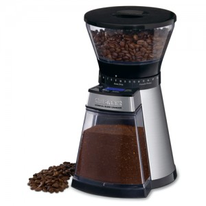 Programmable Coffee Grinder