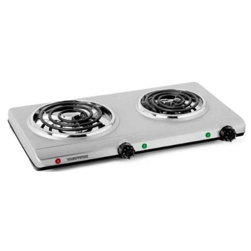 Electric Double-Coil Cooking Range