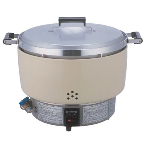 Rinnai 55-Cup Propane Gas Rice Cooker