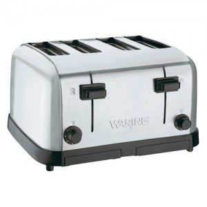 Waring 4-Slice Commercial Toaster