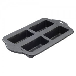 4-Cavity Loaf Pan