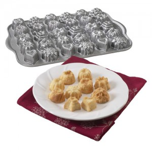 30-Cavity Mini Bundt Pan