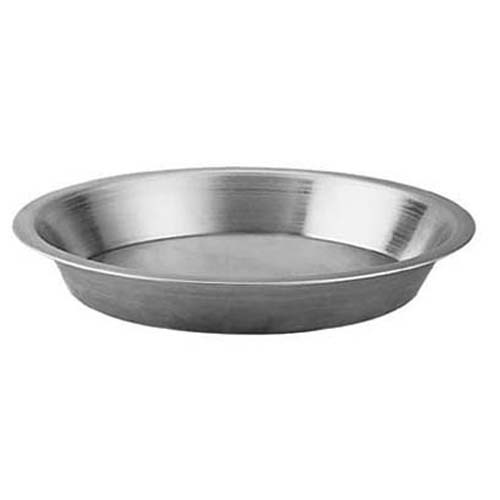 Johnson Rose Tapered Aluminum Pie Pan