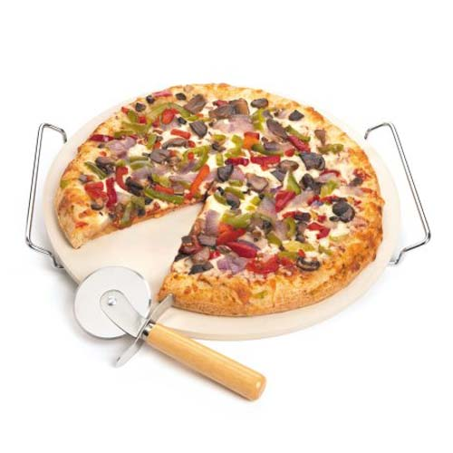 "12"" Pizza Stone Set"