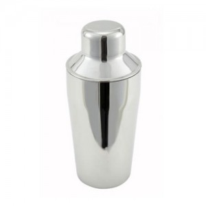 10 oz. 3-Piece S/S Cocktail Shaker