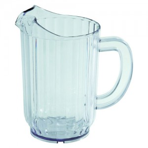 Winco Polycarbonate Pitcher