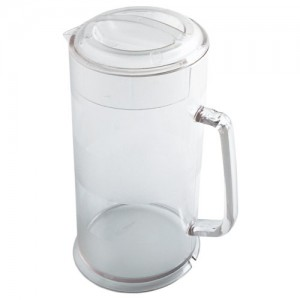 64 oz. Polycarbonate Pitcher with Cover