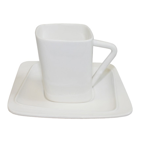 Royal Classic Slanted Cup and Saucer