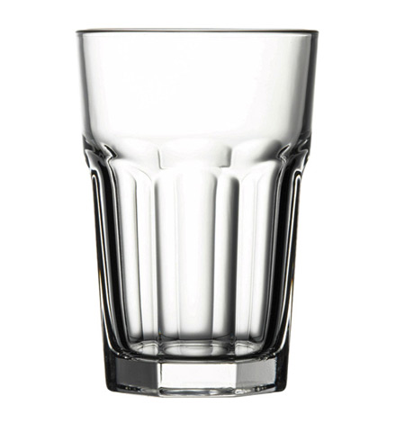 12 oz. Glass Tumbler