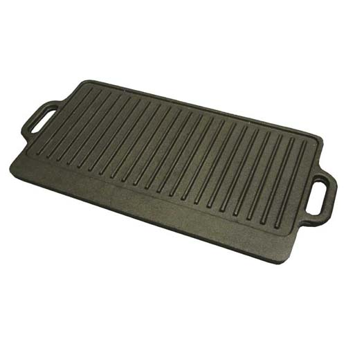 20x9.5IN. Cast Iron Griddle