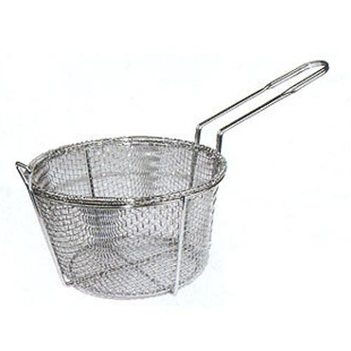 #4 Mesh Round Fry Basket