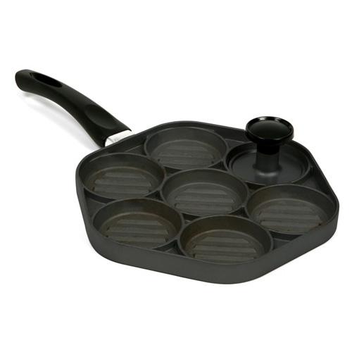 Mini Slider Grill Pan and Press