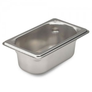 1/9 Size Steam Pan Insert - 24 Gauge