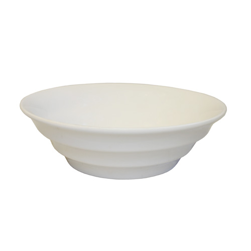 Royal Classic Round Flared Ripple Bowl