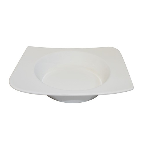 "Royal Classic 7x5.5"" Offset Rectangle Soup Plate"