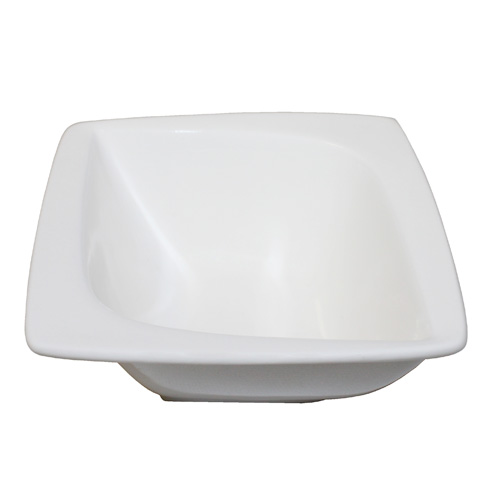 Royal Classic Square Tasting Bowl With Diamond Inset