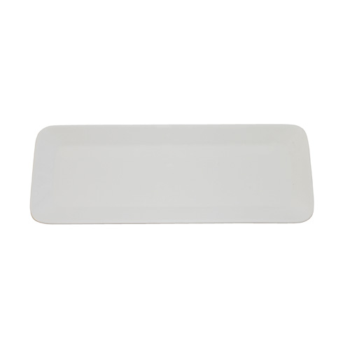 "Royal Classic 12.5x4.5"" Rectangle Plate With Round Corners"