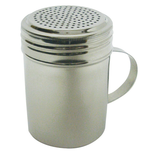 10 oz. S/S Dredger with Handle