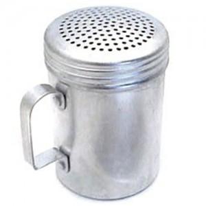 10 oz. Aluminum Dredger with Handle