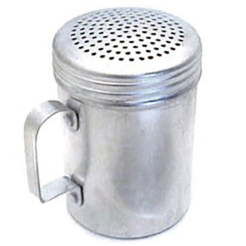 10 oz. Aluminum Dredger with Handle