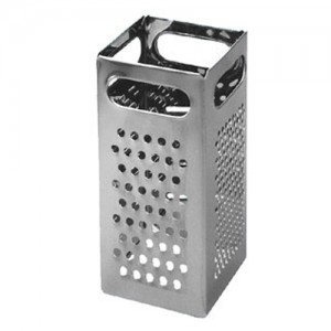 S/S Box Grater