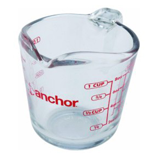 8 oz. Glass Measuring Cup