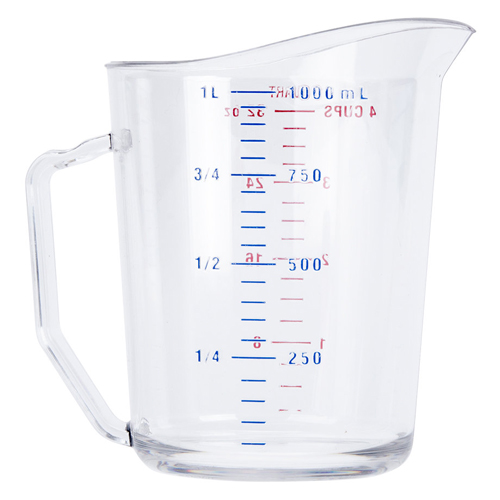 Cambro Polycarbonate Measuring Cup Tap Phong