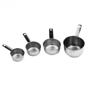4-Piece Measuring Scoop Set