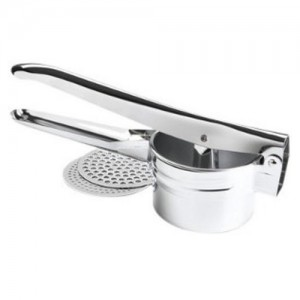 Chrome Plated Potato Ricer
