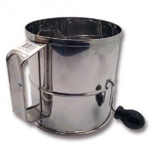 3LB Rotary Sifter