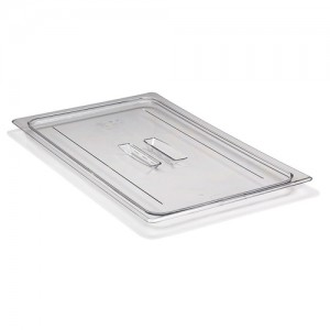 Clear Polycarbonate Food Pan Lid