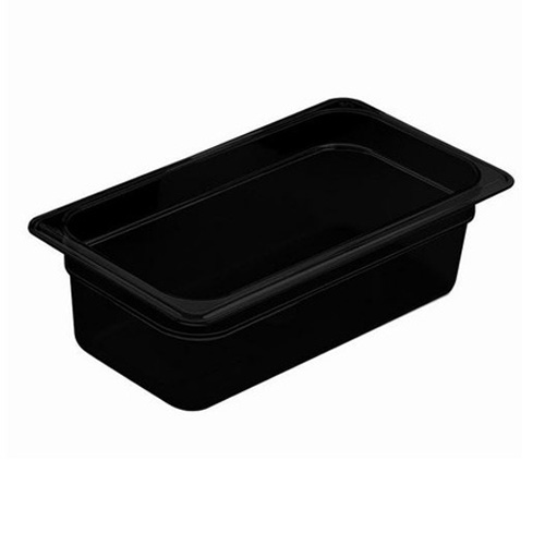 1 4 Size High Heat Black Food Pan Tap Phong