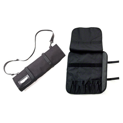 Victorinox Black Polyester Knife Bag