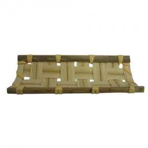 10-Pack 10x5CM Bamboo Craft