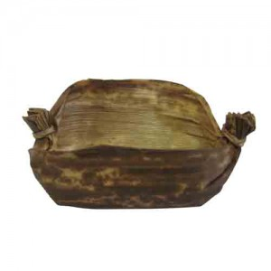 Bamboo Sheath Basket