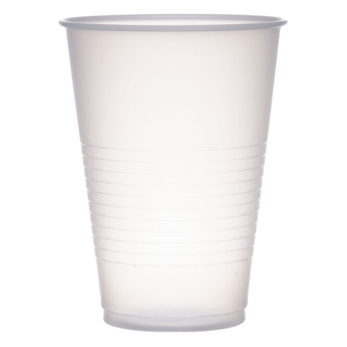 14 oz. Translucent Plastic Cup - 50 CT