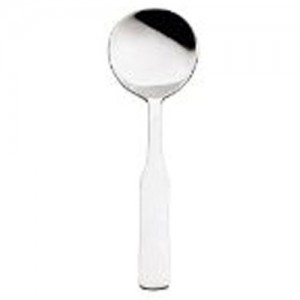 7IN. Elegance Round Soup Spoon