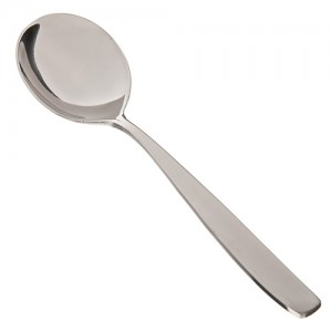 7IN. Modena Round Soup Spoon