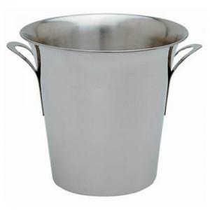 S/S Wine Bucket with Double Handle