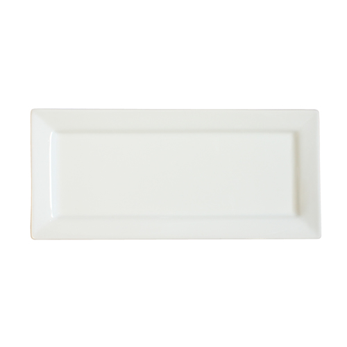 Royal Classic Rectangle Plate With Rim