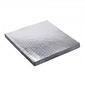 "12x14"" Insulated Foil Wrap - 1000 CT"