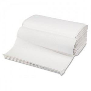 White Single Fold Kraft Paper - 250 CT
