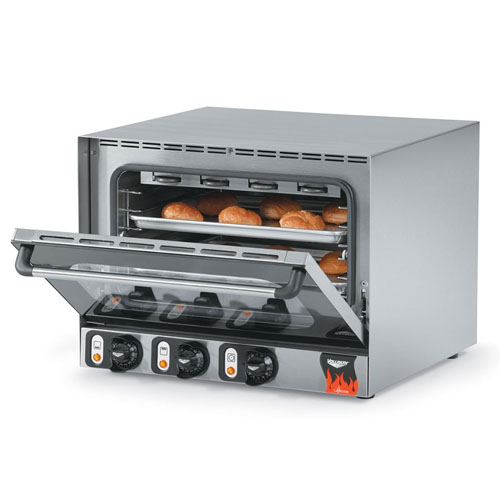 3-Shelf Convection Oven for Half Size Sheet Pans