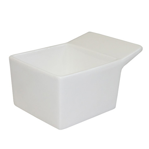 "Royal Classic 2.5"" Square Ramekin With Flap Handle"