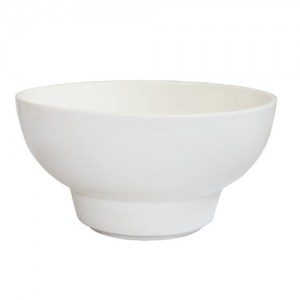 Royal Classic Spiral Base Footed Rice Bowl