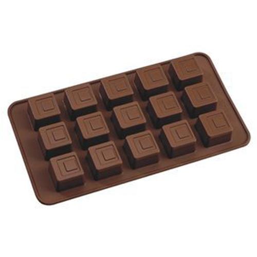 Square Silicone Chocolate Mold