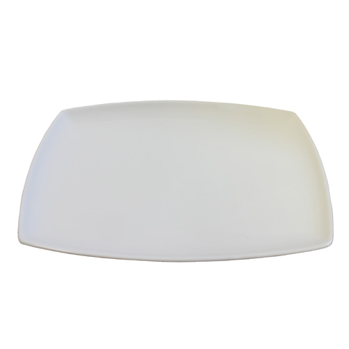 Royal Classic Rectangle Plate With Round Edges