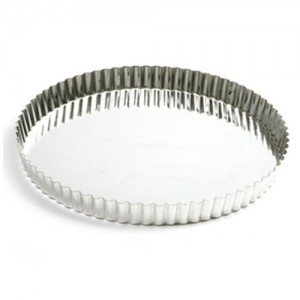 "8"" Loose Bottom Pie / Quiche Pan"