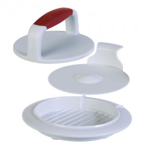 6 oz. Hamburger Press