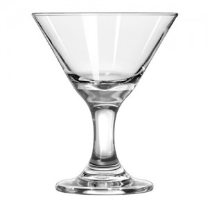 3 oz. Embassy Mini Martini Glass